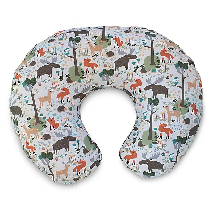 Alternate image 1 for Boppy® Original Nursing Pillow Cover in Original Earth Tone Woodland