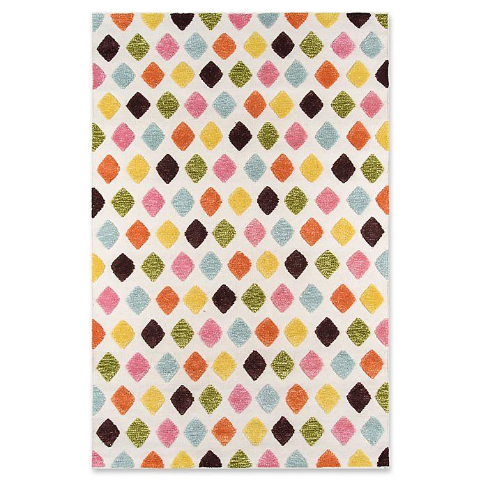 Alternate image 1 for Momeni Boho 5' x 8' Hand-Tufted Multicolored Area Rug