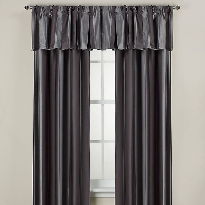 Alternate image 1 for Otello Stripe Window Curtain Panels