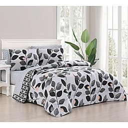Kenna Reversible Comforter Set