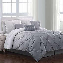 Bergen Reversible Comforter Set