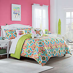 Waverly Kids Santa Maria Reversible Comforter Set