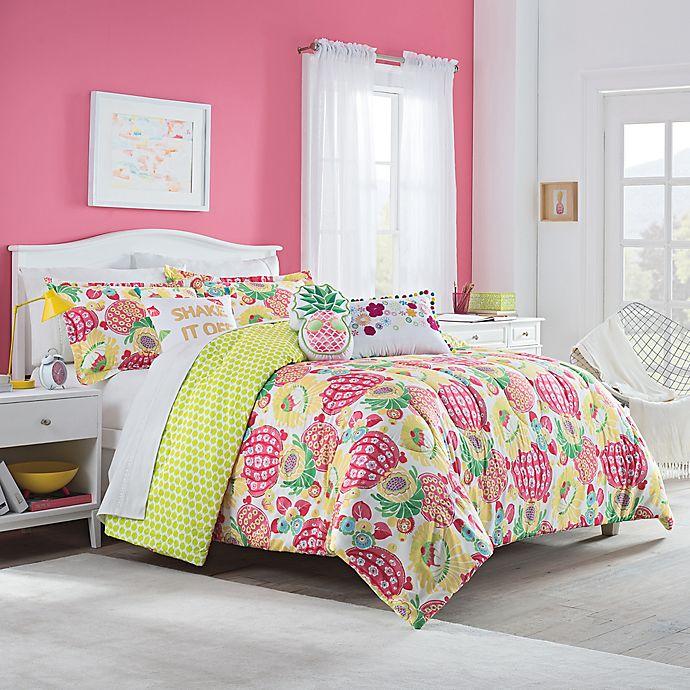 Alternate image 1 for Waverly Kids Copacabana Reversible Comforter Set