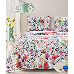 Blossom Reversible Quilt Set