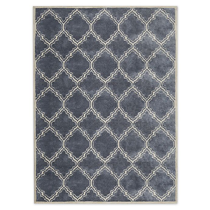 Bee Amp Willow Home Morrow Area Rug In Silver Almond Bed