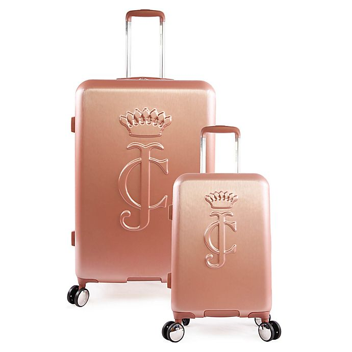 f98e59cddb4c Juicy Couture® Duchess Luggage Collection in Rose Gold