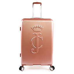 Juicy Couture® Duchess 29-Inch Spinner Suitcase in Rose Gold
