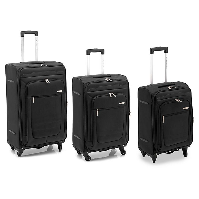 Alternate image 1 for Traveler's Club® Voyager II Spinner Luggage Collection