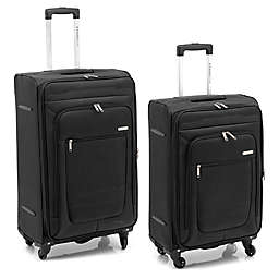 Traveler's Club® Voyager II Spinner Checked Luggage