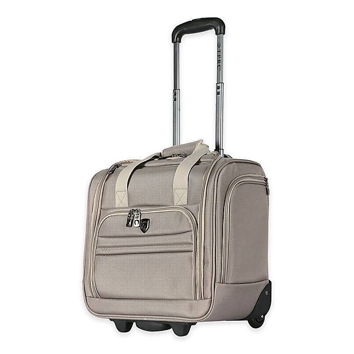 Alternate image 1 for Traveler's Club® Flexfile 16-Inch Underseat Luggage