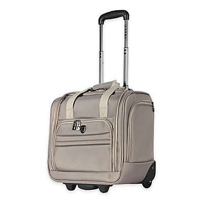 Traveler's Club® Flexfile 16-Inch Underseat Luggage