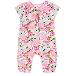 Just Born® Blossom Coverall in Pink/Blue
