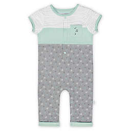 Just Born® Whistle Coverall in Mint