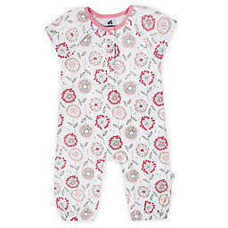 Just Born® Dandelion Coverall in Pink