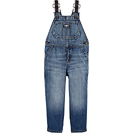 OshKosh B'gosh® Bright Ocean Dark Wash Denim Overall