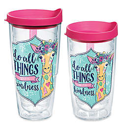 9b964f4d7fc Tervis® Simply Southern® Kindness Giraffe Wrap Tumbler with Lid