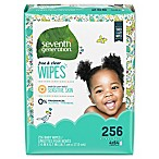 Seventh Generation™ Free & Clear Baby Wipes (256-Count)