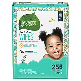Seventh Generation™ Free and Clear 256-Count Baby Wipes