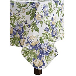 Waverly Alexis Indoor/Outdoor Tablecloth