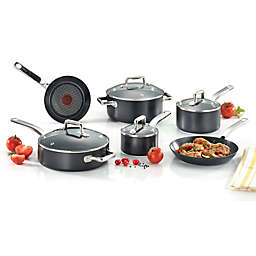 T-Fal® ProGrade 10-Piece Cookware Set in Black
