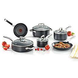 T-Fal® ProGrade 10-Piece Cookware Set in Black