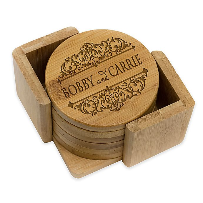 Alternate image 1 for Stamp Out 6 piece set Coaster