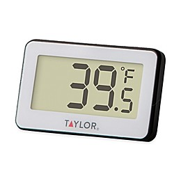 Taylor® Pro Digital Refrigerator/Freezer Magnetic Thermometer