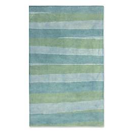 Liora Manne Stripes Sea Breeze Tufted Rug
