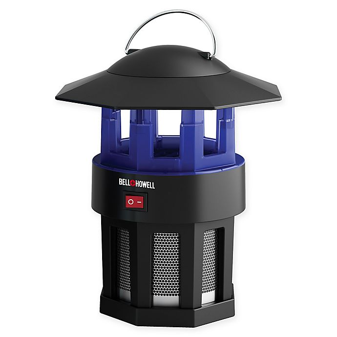 Alternate image 1 for Bell + Howell Indoor/Outdoor Hanging Insect Trap in Black