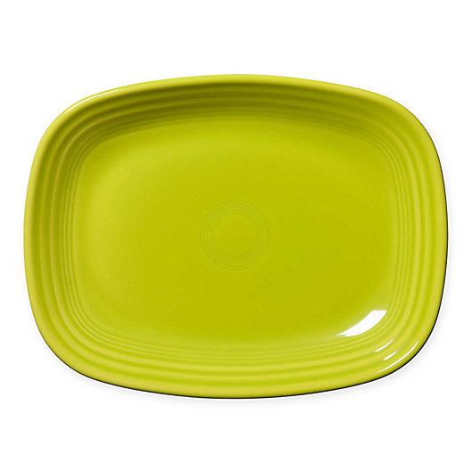 Alternate image 1 for Fiesta® 12-Inch Rectangular Platter