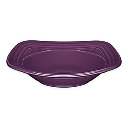 Fiesta® Square Rim Soup/Cereal Bowl in Mulberry