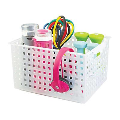 iDesign® Spa Basket Storage System