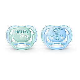 Philips Avent 0 - 6M Ultra Air Pacifier