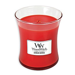 Woodwick® Crimson Berries Candle Collection