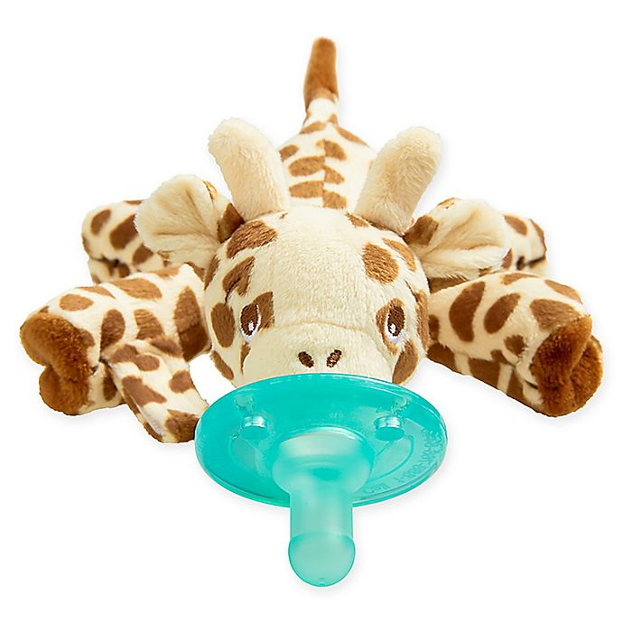 Alternate image 1 for Philips Avent Soothie Snuggle Giraffe Pacifier