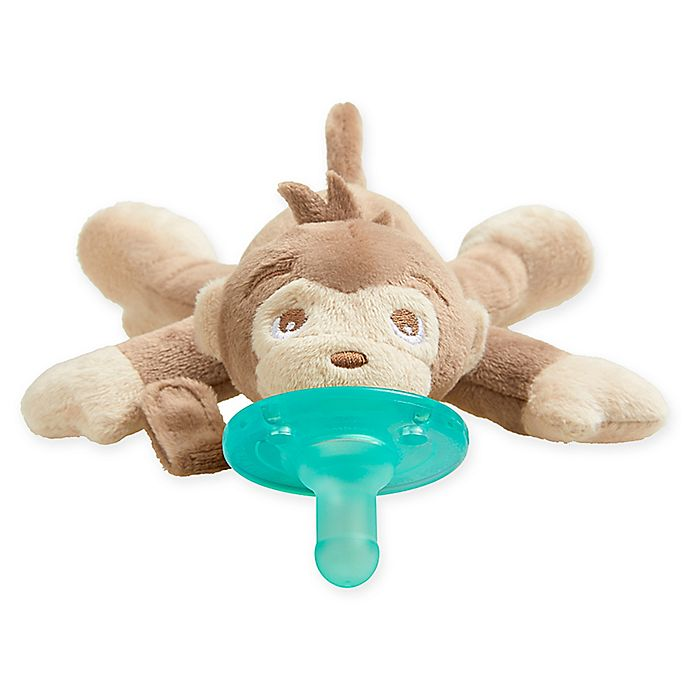Alternate image 1 for Philips Avent Soothie Snuggle Monkey Pacifier