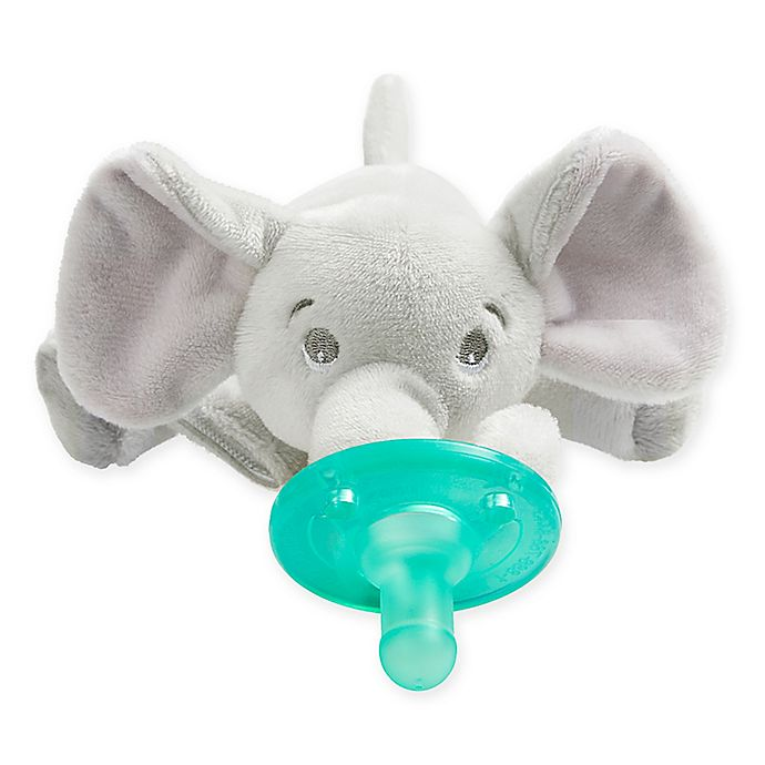 Alternate image 1 for Philips Avent Soothie Snuggle Elephant Pacifier