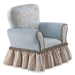 Glenna Jean Central Park Upholstered Child's Rocker