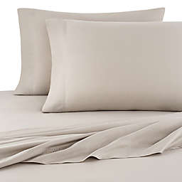 UGG® 300-Thread-Count Cotton Garment Washed Twin Sheet Set in Oatmeal