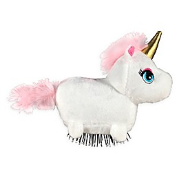 Tangle Pets™ Sparkle the Unicorn Detangling Hair Brush