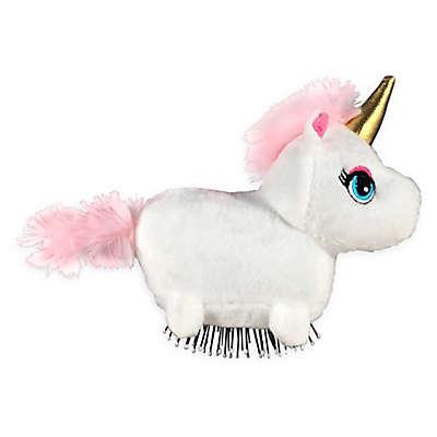 Tangle Pets™ Sparkle the Unicorn Detangling Hair Brush