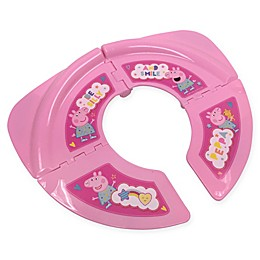 Nickelodeon™ Peppa Pig Folding Travel Potty Seat with Storage Bag
