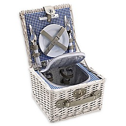 Over and Back® Whitney Picnic Basket For 2