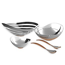 Nambe Pulse Serveware Collection