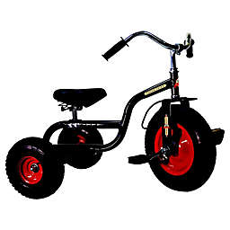 Gener8 Ridengo Tricycle in Black