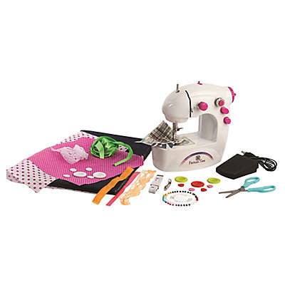 Little Seamstress Denim Creations Sewing Machine
