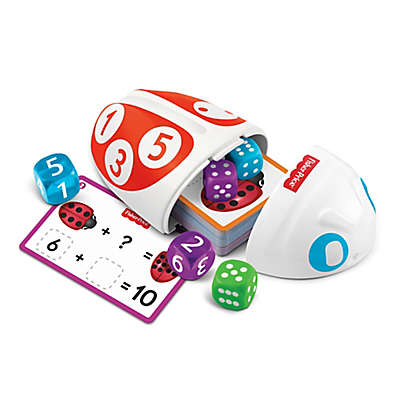 Fisher-Price® Think & Learn Roll & Count Math Bug™