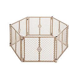 Superyard Indoor/Outdoor 6-Panel Playard