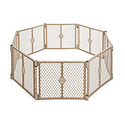 Toddleroo by North States® 8-Panel Indoor/Outdoor Superyard® in Sand