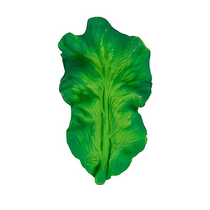 Alternate image 1 for Oli & Carol™ Kendall the Kale Teether in Green